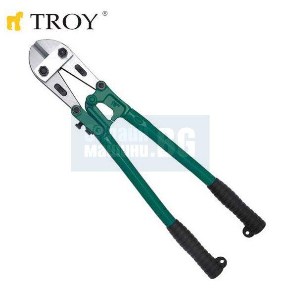 Ножица за арматура TROY T 21375 / 750 мм., Ф 13 мм. /