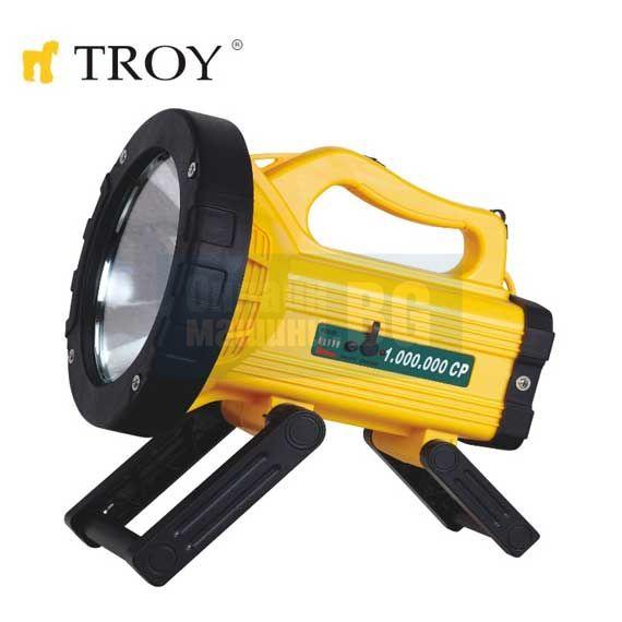 9178f55d6f4 Сравнение на Акумулаторен фенер TROY T 28032 / 80Watt Халоген / и ...