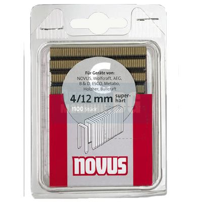 Кламери NOVUS тип 4 /26 х 6,1 мм./