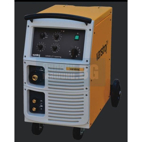 Апарат за MIG/MAG заваряване – VARSTROJ VARMIG 271 Supermig