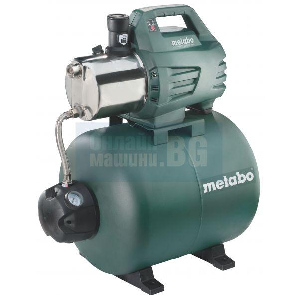 ХИДРОФОР METABO HWW 6000/50 INOX / 1300 W /