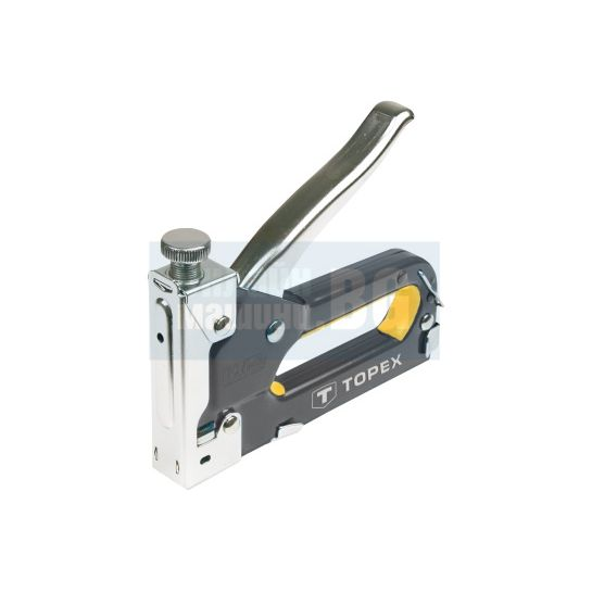 Такер метален Topex 4-14 mm J14