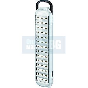 550259c7010 Сравнение на Акумулаторна лампа Klaus LED 220 V 60 LED и ЛАМПА СЪС ...
