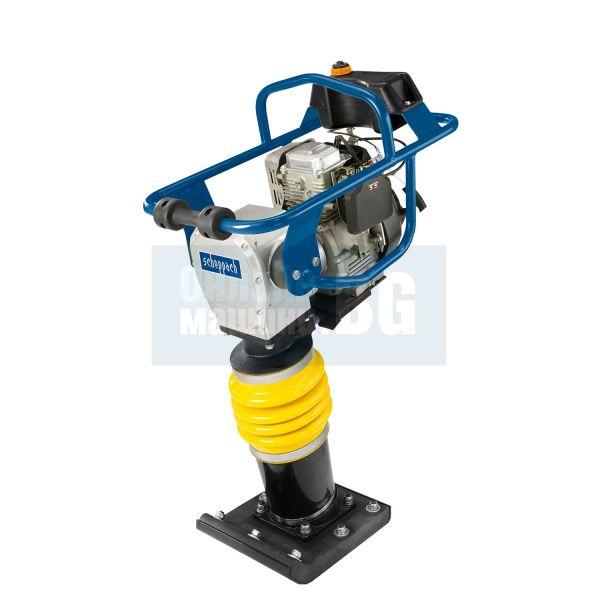 Бензинова трамбовка  Scheppach VS 1000 / 6.5 к.с. kW , 10000 N /