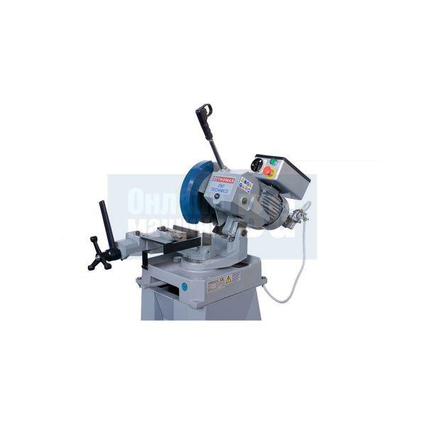 Дискоотрезна машина Thomas 250 Technics монофазна / 0.9 kW , 250 mm /