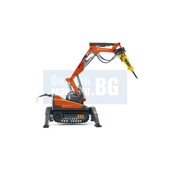 Многофункционален робот Husqvarna DXR 140 11 kW