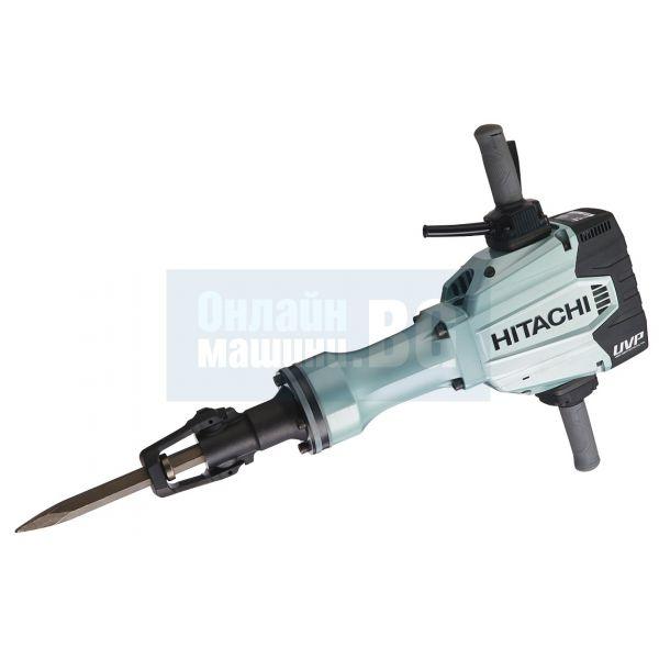 Къртач със захват 6-стен Hitachi H90SG / 2000 W , 70 J /