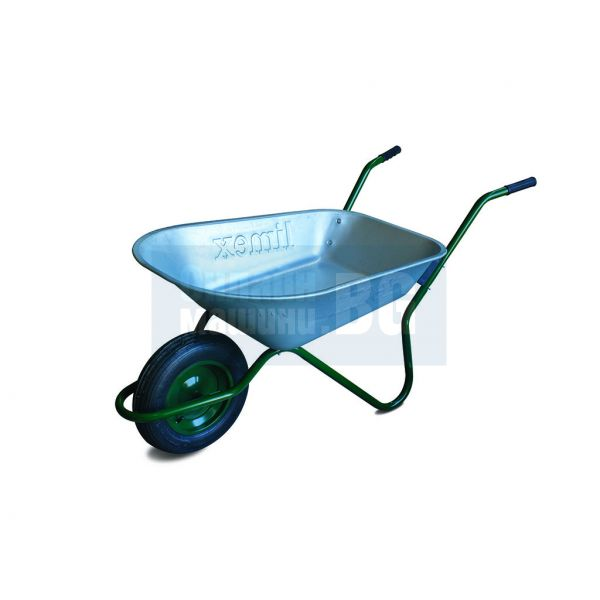 Ръчна количка градинска Altrad Limex LMX100301 / 80 литра /