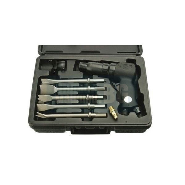 Комплект пневматичен чук RODCRAFT RC5120 / 11мм /