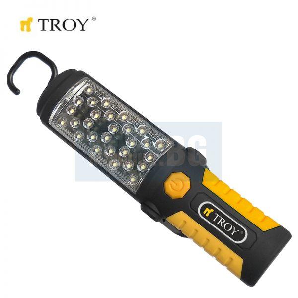 Акумулаторна работна лампа TROY  T 28052 / 3.6V, батерия 1200mA /