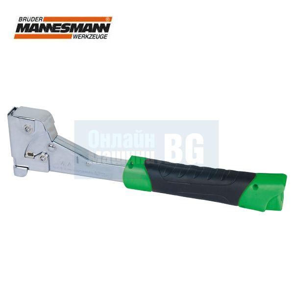 Такер-Ударен за скоби Mannesmann M 48430 / 6-12 мм /