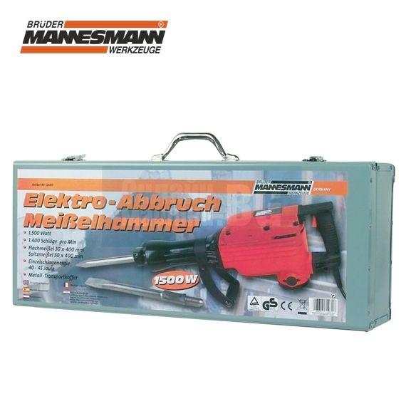 Електрически перфоратор Mannesmann M 12680 / 1500 W /