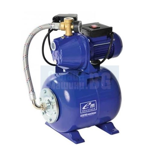 Хидрофорна помпа ELEKTRO maschinen WPEm 3402/20 G  / 800 W , воден стълб 38 m /