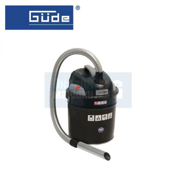 Прахосмукачка за камини GÜDE GA 1000 D / 1kW, 18 литра /