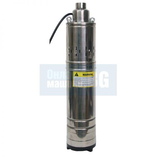 Помпа водна дълбочинна винтова TopGarden RD-WP34 / 4''(102 mm) , 33 л/мин., 55 м напор /