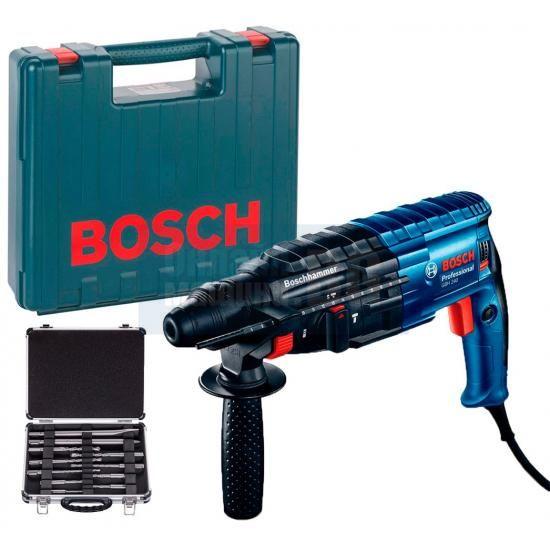 Перфоратор Bosch с SDS-plus GBH 240  /790W/