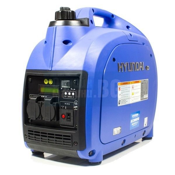 Инверторен мотогенератор HYUNDAI HY2000 SI / НХ 125 - 4 тактов,  2,0 кW
