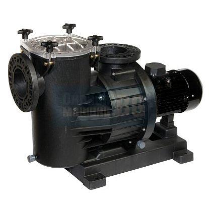 Самозасмукваща центробежна помпа за басейн с висок дебит DAB EUROPRO350 T / 2.2 kW , воден стълб до 22 m / трифазна