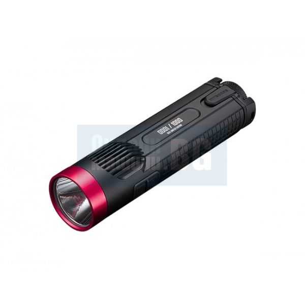Фенер Nitecore EC4GT Limited Edition Red / 1000 lum, 475 m