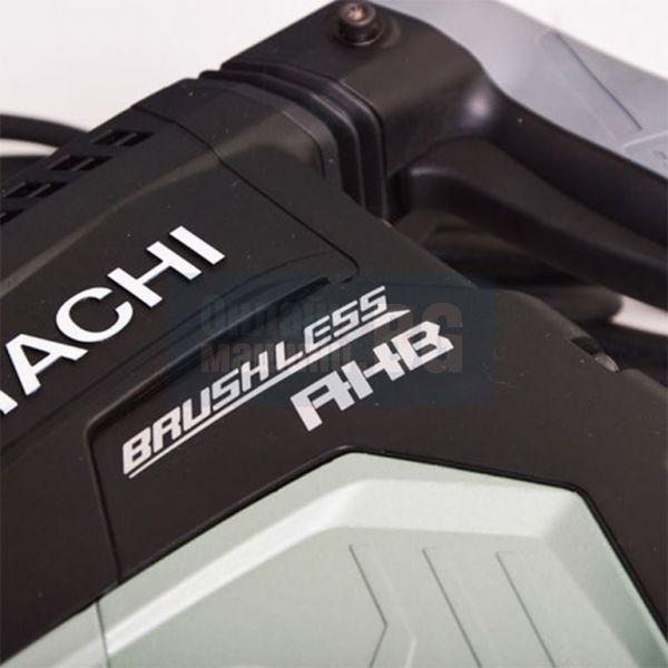 Къртач HITACHI H60MEY със захват SDS max  / 1500W, 1500-2100уд., 20.0J