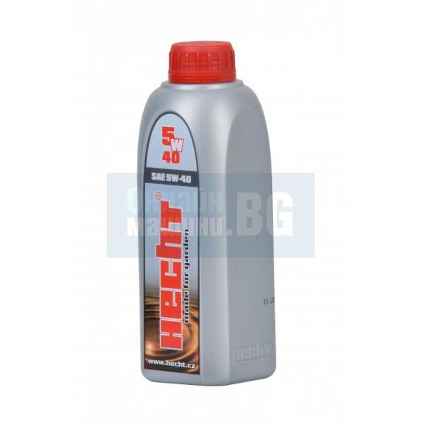 Масло за 4тактови двигатели HECHT 5W-40 / 0,8 л /
