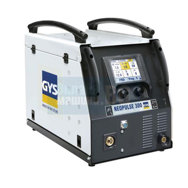 Телоподаващо GYS NEOPULSE 300 / 230 V , 240 A /