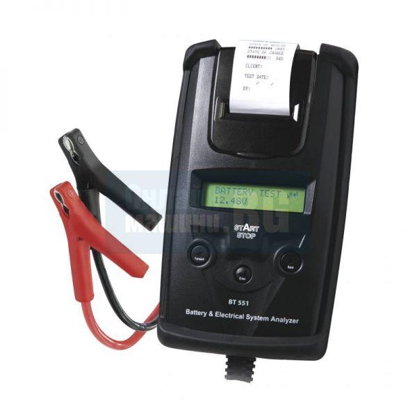 Електронен тестер GYS BT551 DHC