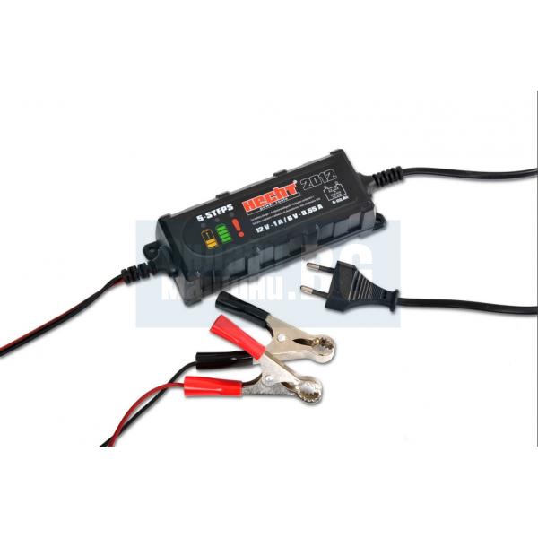 Автоматично зарядно устройство Hecht 2012 / 15 W , 4-60 Ah /