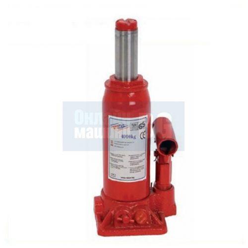 Хидравличен крик RAIDER RD-HB02  /тип бутилка, 2t./