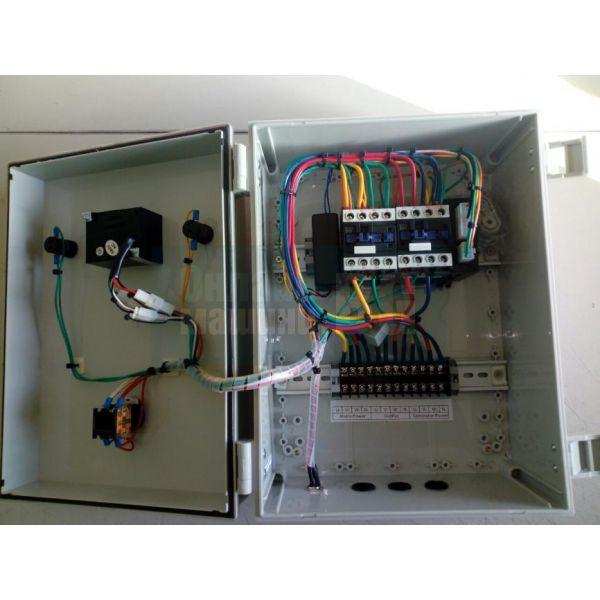 Табло-автоматика трифазно ITC Power ATS/12-3 / от 1 до 10 kW /