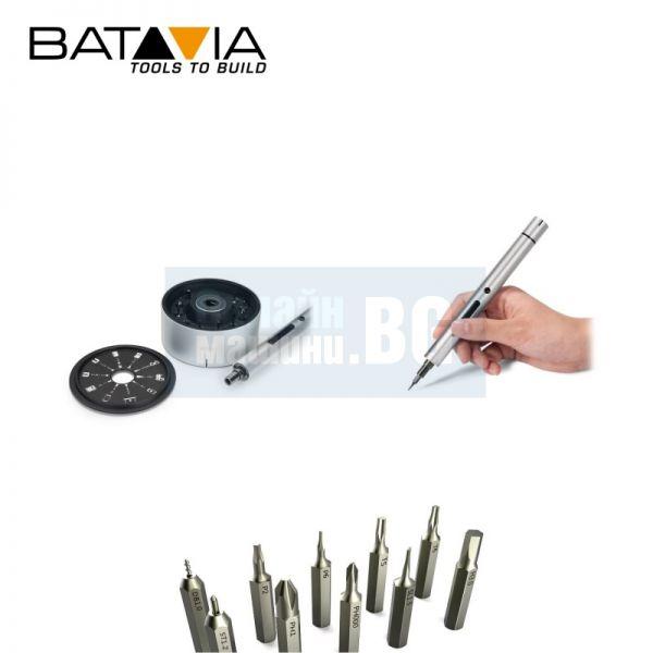 Прецизна акумулаторна отвертка BATAVIA 7062541 WOWSTICK /3.7V/