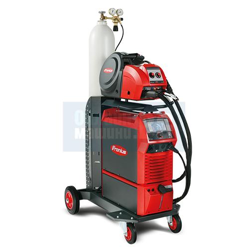 Инверторен MIG/MAG телоподаващ апарат Fronius TPS 400i /4R/FSC Standard / 400 A /