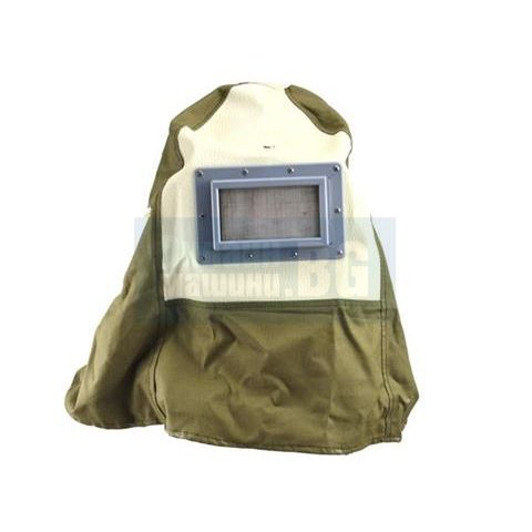 Маска предпазна за пясъкоструене, пясъкоструйка GEKO G02023 /115х60 мм./