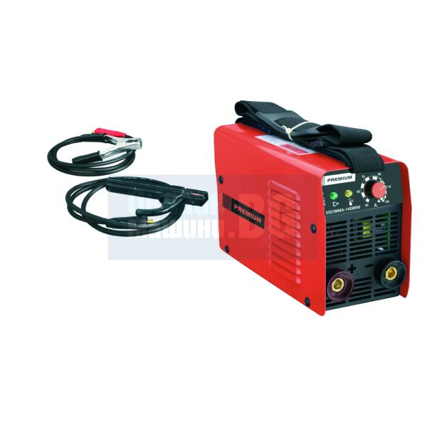 Електрожен инверторен Premium Mini, 140 А, 11 - ф 3,25 мм