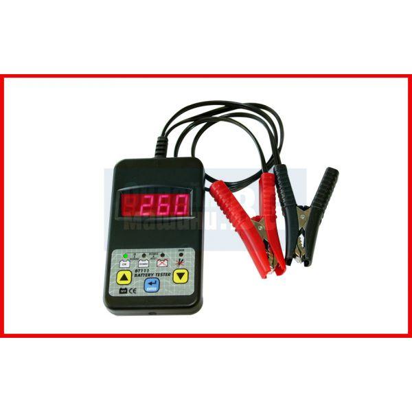 Тестер за акумулатор Gys BT 111DHC /диапазон 0-50 градуса C/