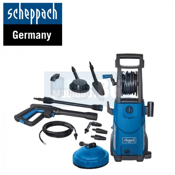 Водоструйка Scheppach HCE2200 / 2200 W, 165 bar, 468 л/ч /
