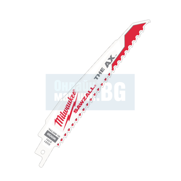 Нож за саблен трион Milwaukee / 150 mm /