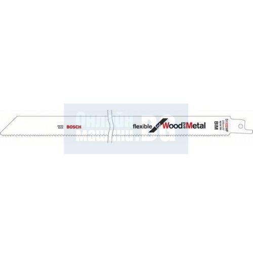 Нож за електрически ножовки Bosch S 1222 VF  1.8-2.6x 300/280 мм, BiM
