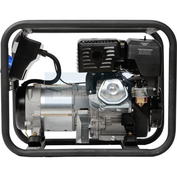 Бензинов генератор Hyundai HY9000 / 6.6 kW, 15 HP, ръчен старт/