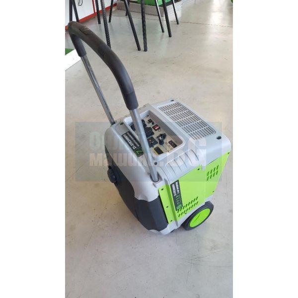 Инверторен монофазен електрогенератор ZIPPER ZI-STE3000IV /3000 W/