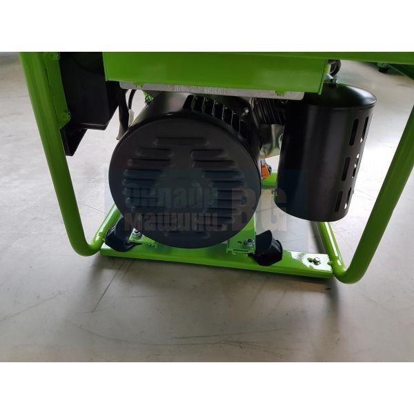 Инверторен монофазен генератор ZIPPER ZI-STE2800IV /3200W/, 2x USB
