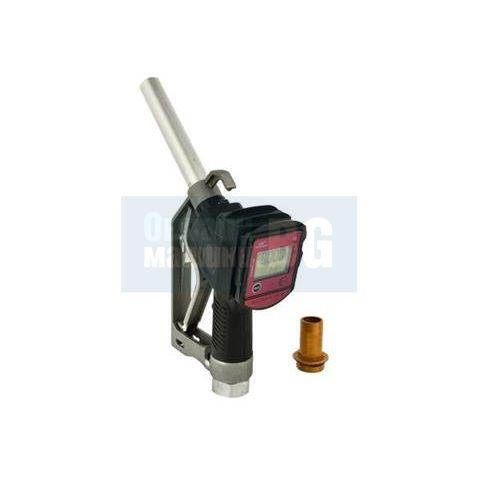 Пистолет за гориво с брояч Geko G00950 / 20- 60 l / min/