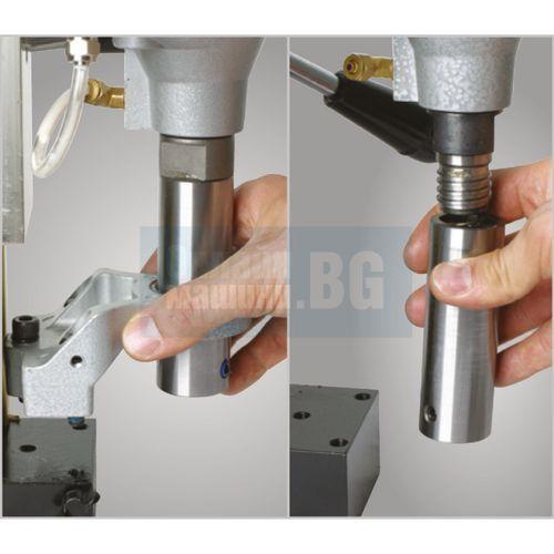 Магнитна бормашина Metallkraft  MB 351/ 1100 W , 330 мин-1, Ø 35 мм /