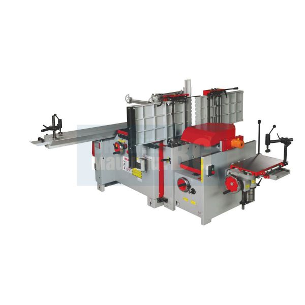 Комбинирана 5 операционна машина за дървообработване Holzmann K5 410 VFP 2544 XL (400V, (4x) 2200W, извод за аспирация)