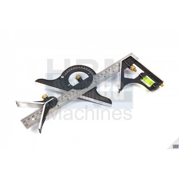 Комплект ъгломер HBM  5315 от 5 части / 300 mm /