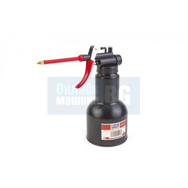 Професионална масльонка HBM  8874 /500 ML/