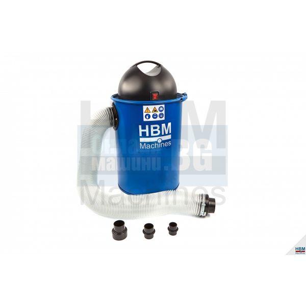 Преносим прахоуловител HBM 1100   8274 / 1100W,   45l, 190 m³ / h/