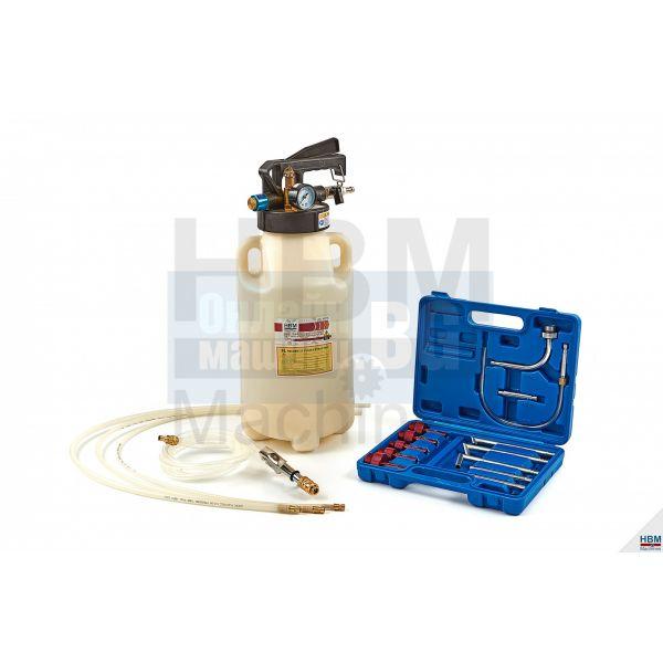 Пневматична система за пълнене на масло на скоростна кутия  DSG , CVT HBM 8276 /13 адаптера/