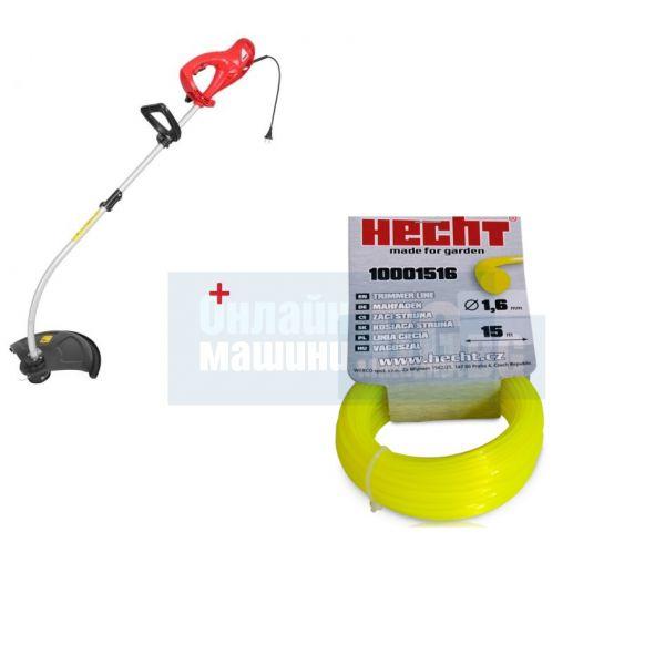 Електрически тример HECHT1299 / 1200 W , 38 cm /