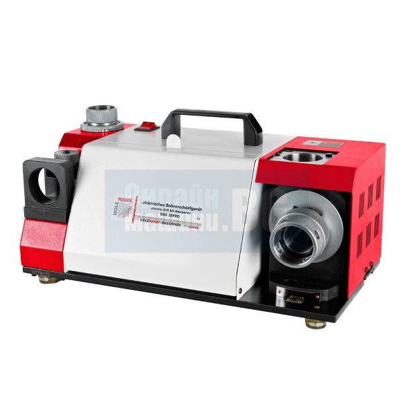 Професионална машина за заточване на свредла Holzmann BSG 30 PRO / 450W,   от 3 - 30 mm /